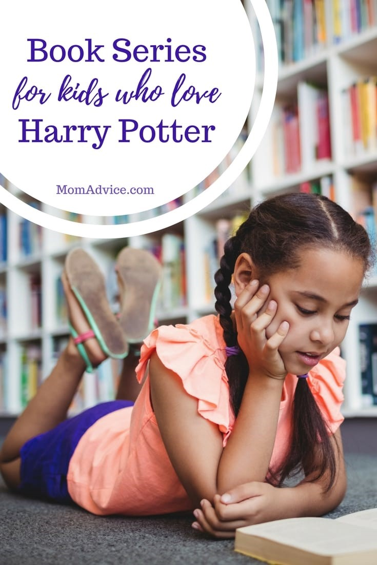 Book Series for Harry Potter Lovers / MomAdvice.com
