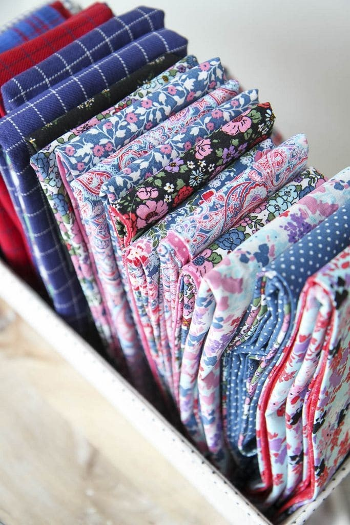 Diy No Sew Reversible Cloth Napkins Momadvice