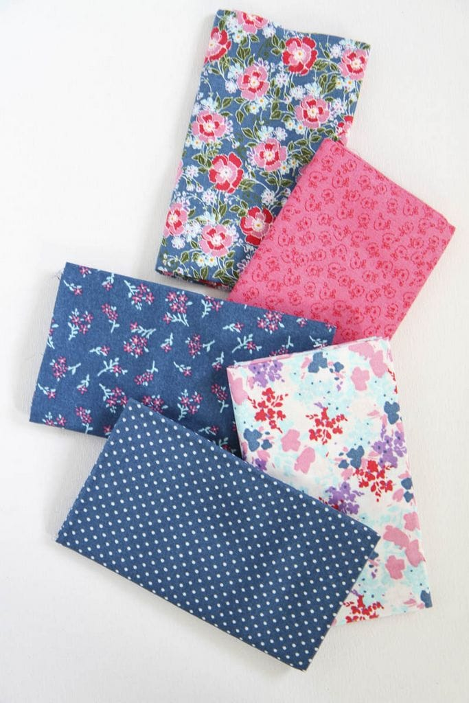 DIY No-Sew Reversible Cloth Napkins from MomAdvice.com