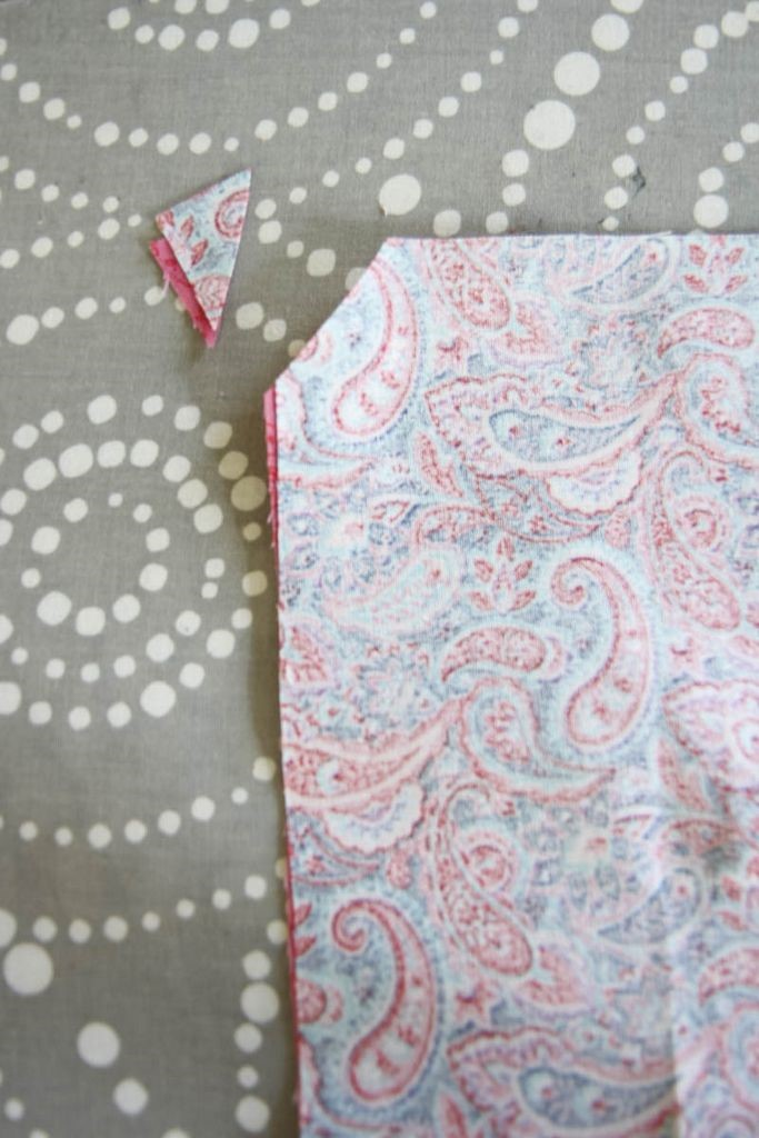 DIY No-Sew Reversible Cloth Napkins - MomAdvice