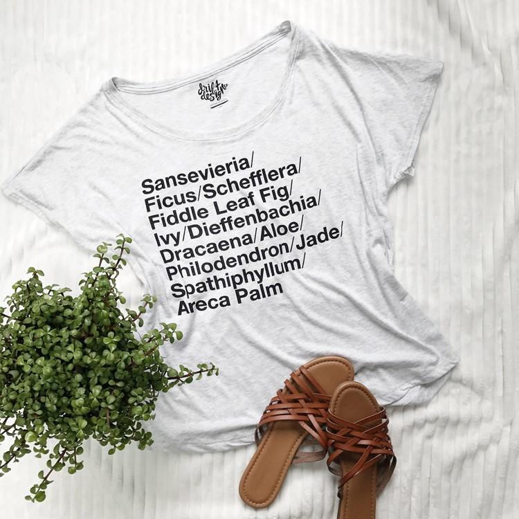 plant lady shirt
