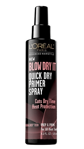 blow dry spray