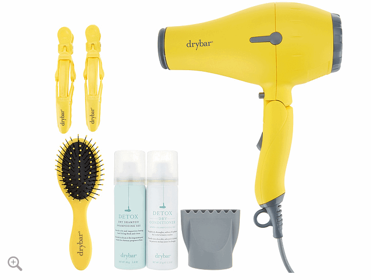drybar travel set