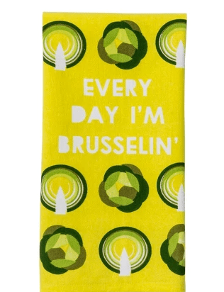 everday i'm brusselin'