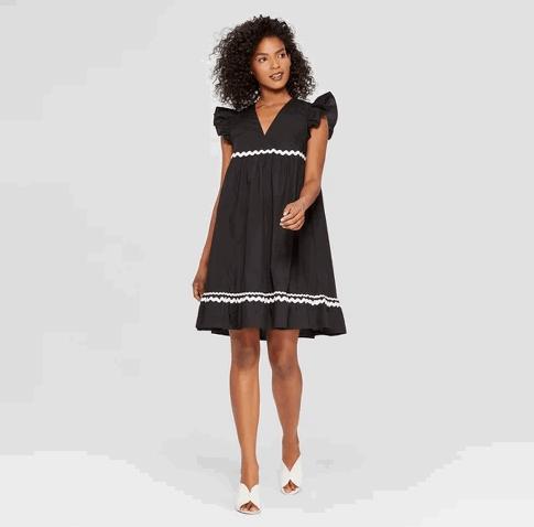 ric rac dress