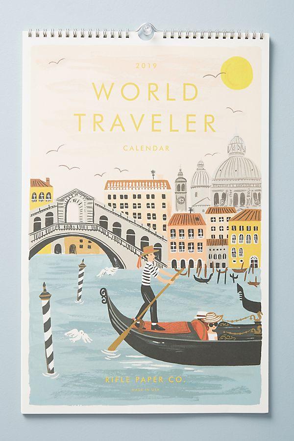 world traveler calendar