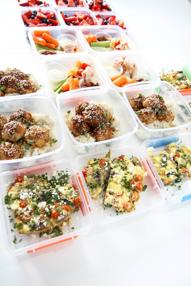 back to school meal prep ideas from momadvice.com