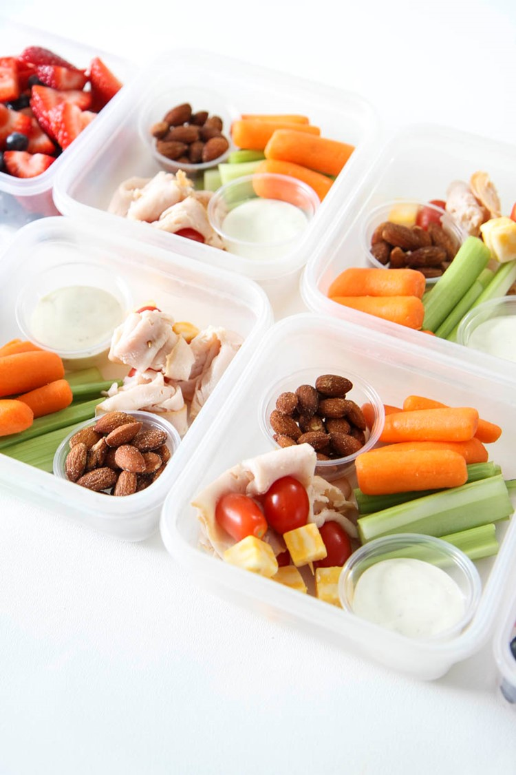 back-to-school meal prep ideas from momadvice.com