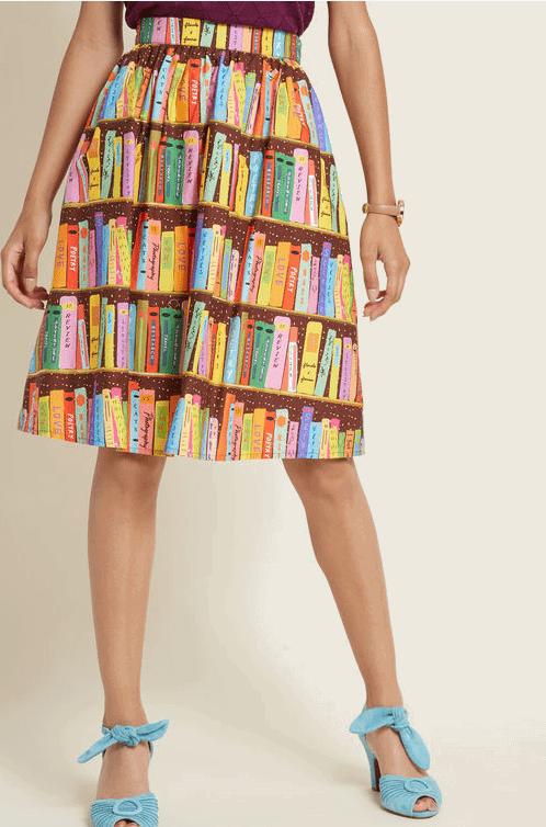 library skirt