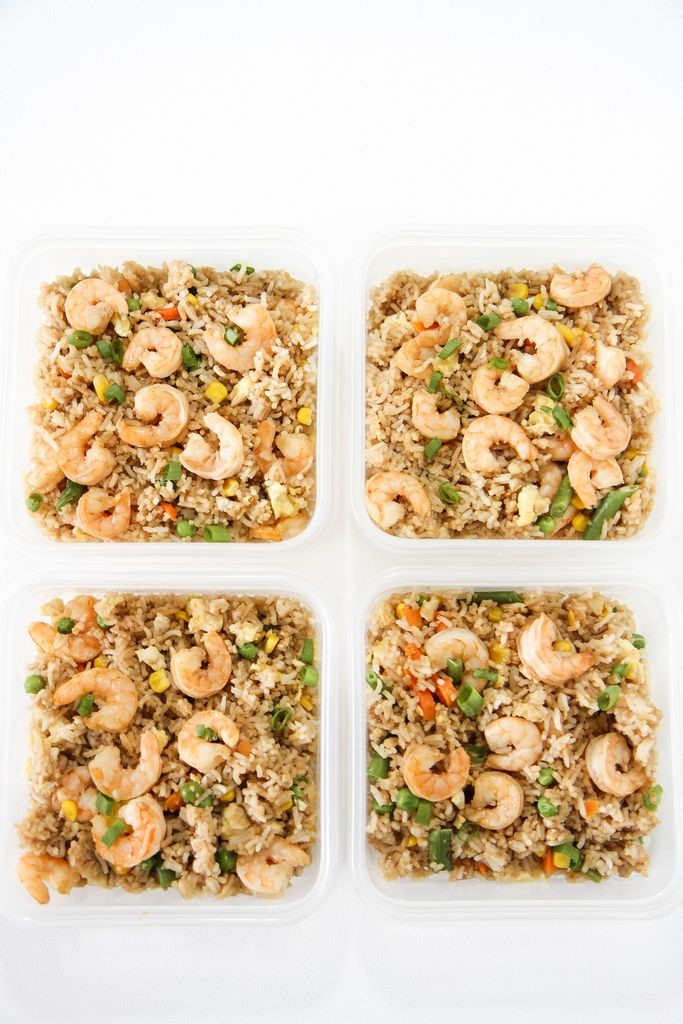 Shrimp Fried Rice Recipe from MomAdvice.com