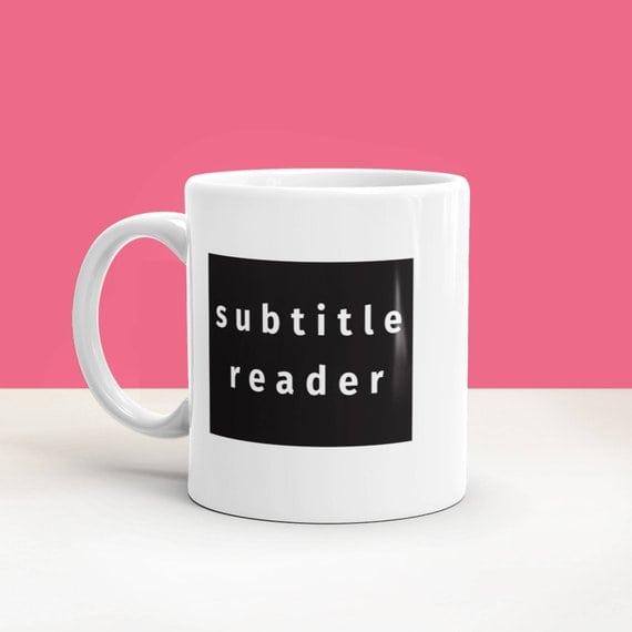 subtitle reader