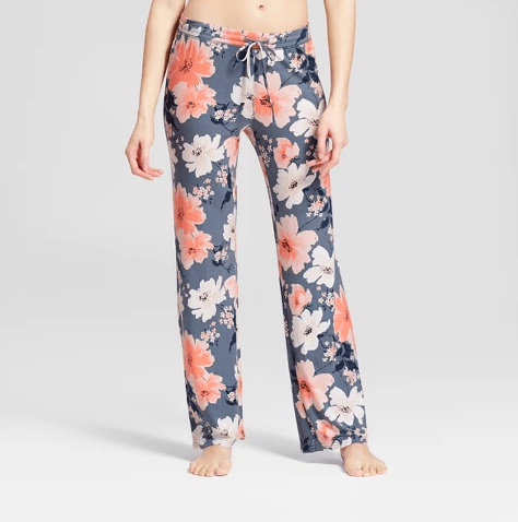 total comfort pajama pants