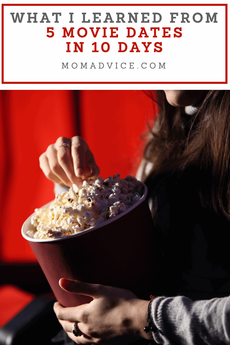 What I Learned from 5 Movie Date in 10 Days