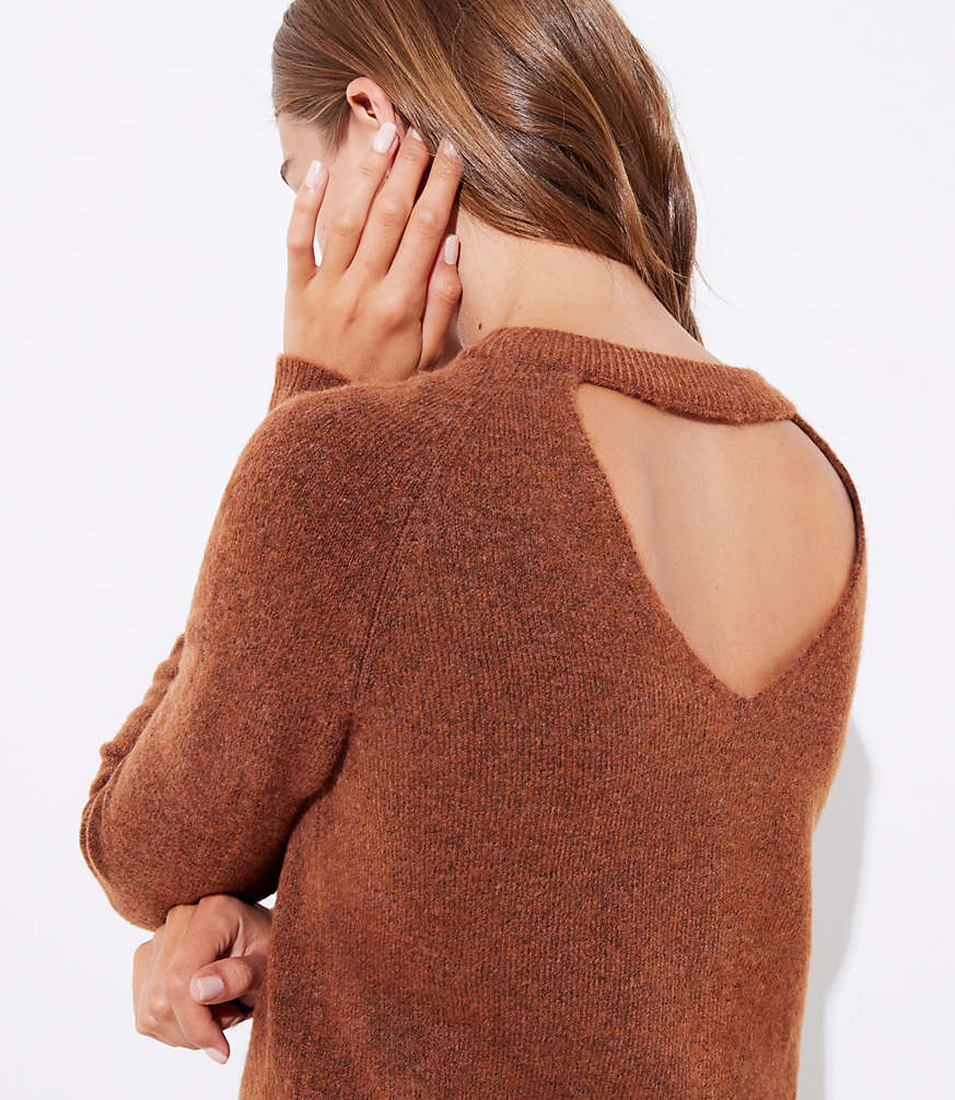 bar back sweater