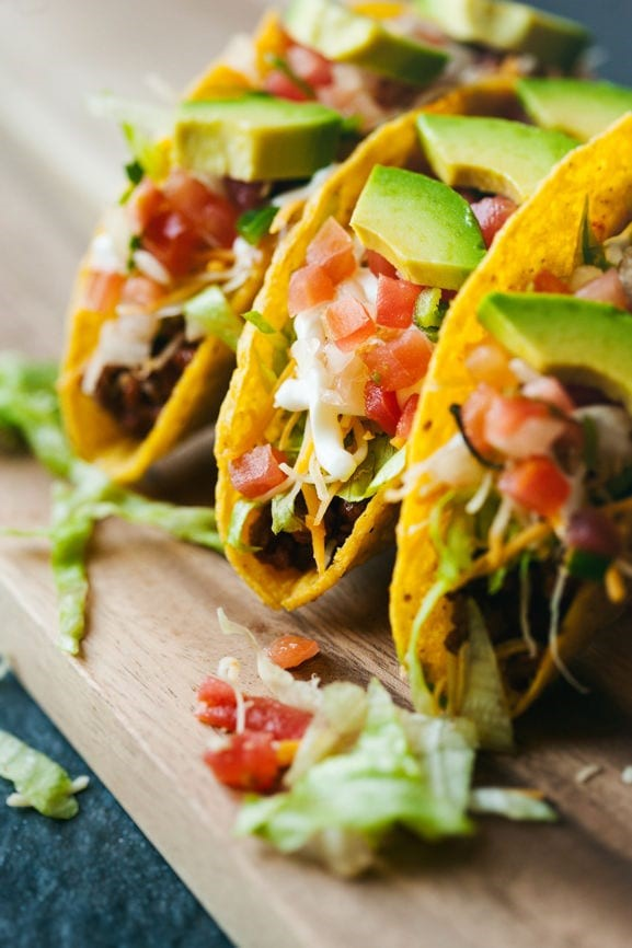 Best Ground Beef Taco Recipe from MomAdvice.com