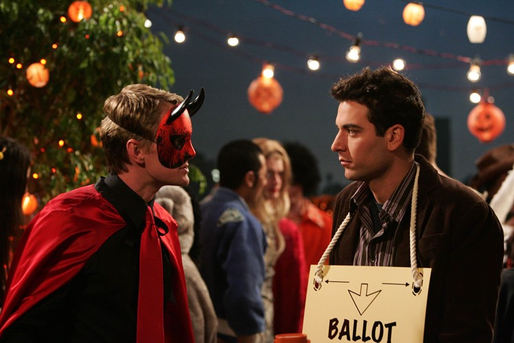 How I Met Your Mother Halloween Episodes List