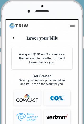 Trim Financial Services Review