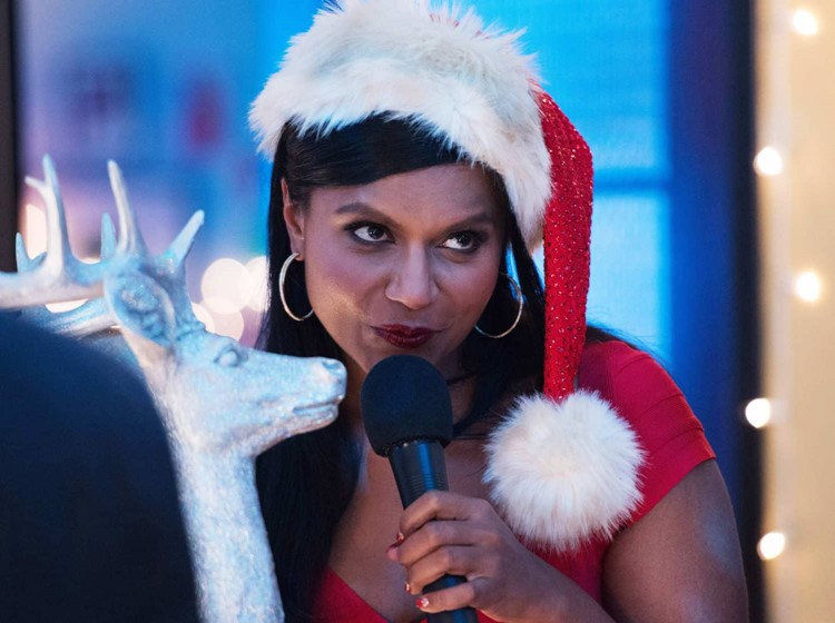 The Mindy Project Holiday