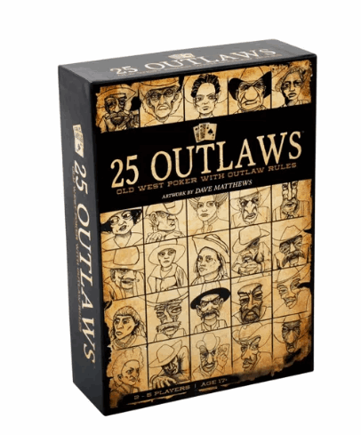25 outlaws game