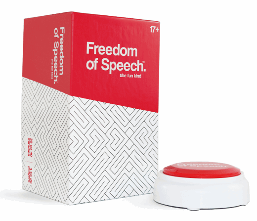 freedom of speech game