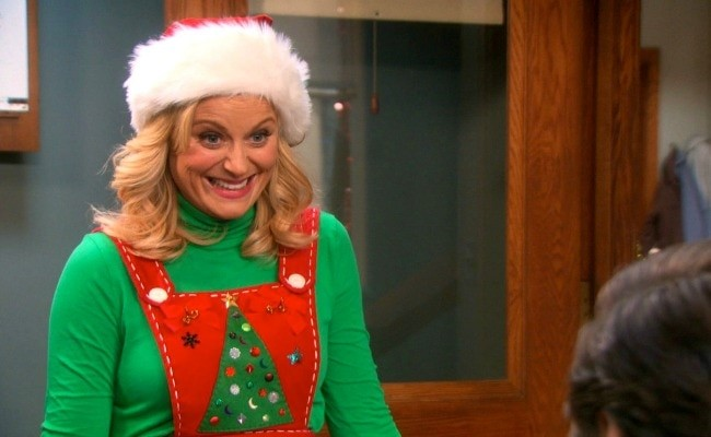 Parks & Recreation Christmas