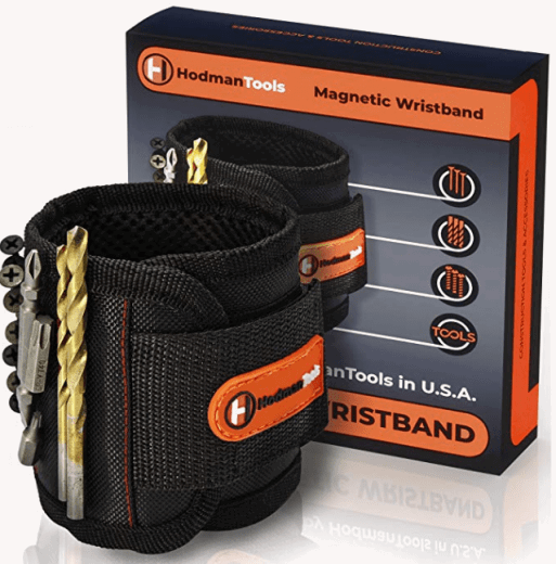 magnetic wrist tool band