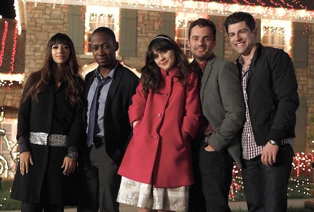 New Girl Holiday