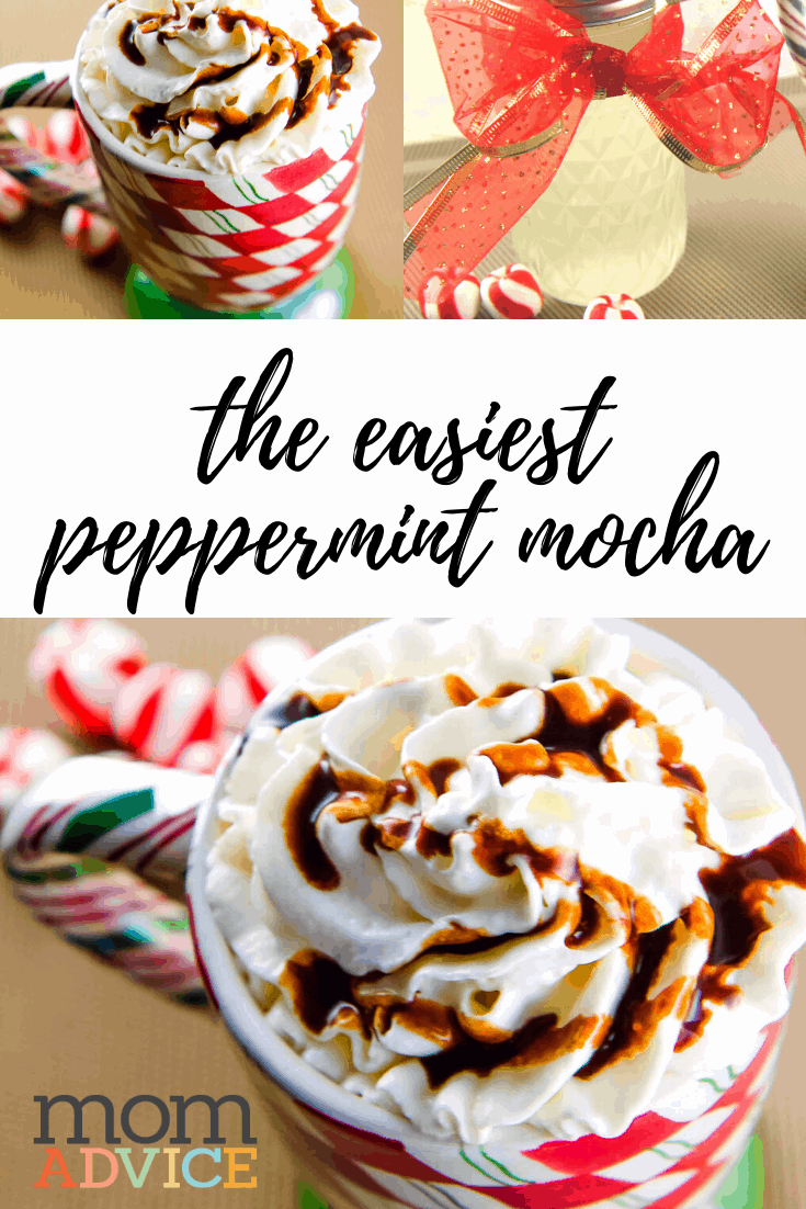 Easy Peppermint Mocha: Starbucks Copycat Recipe