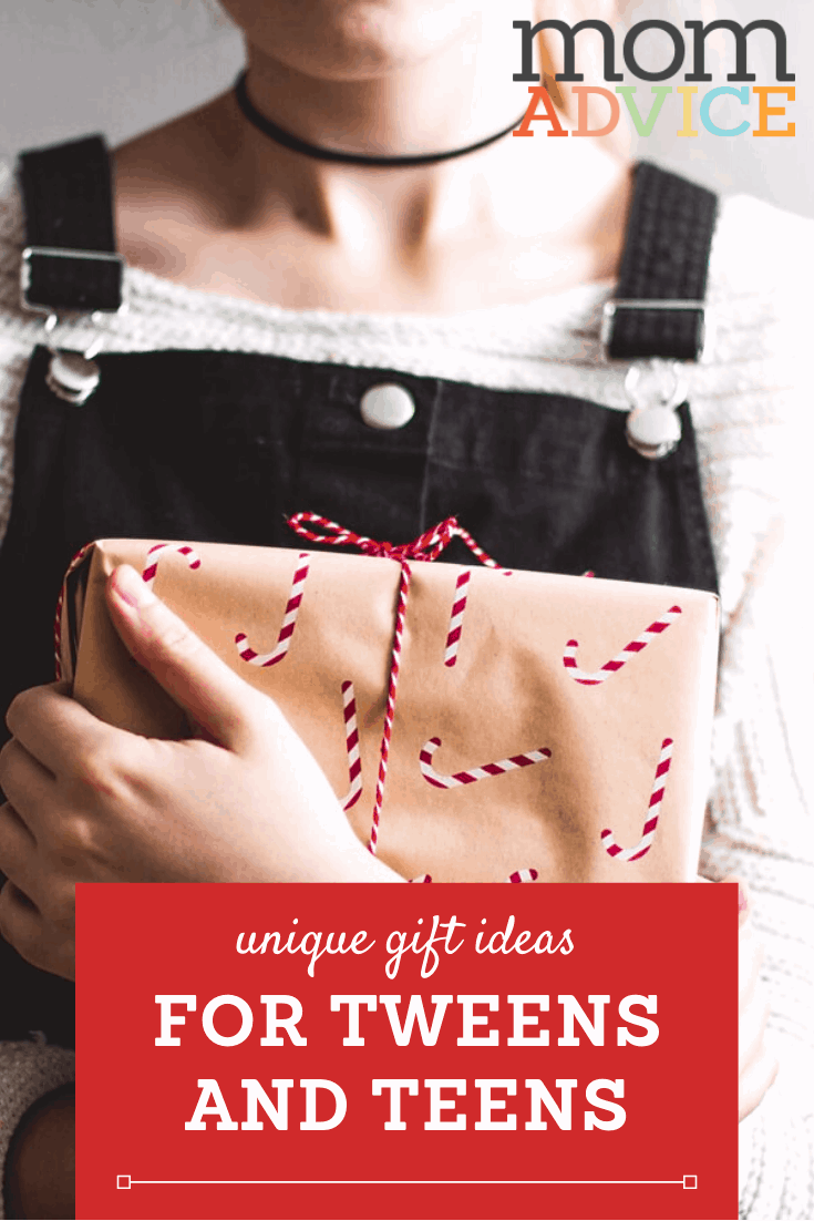 Unique Gift Ideas for Tweens & Teens