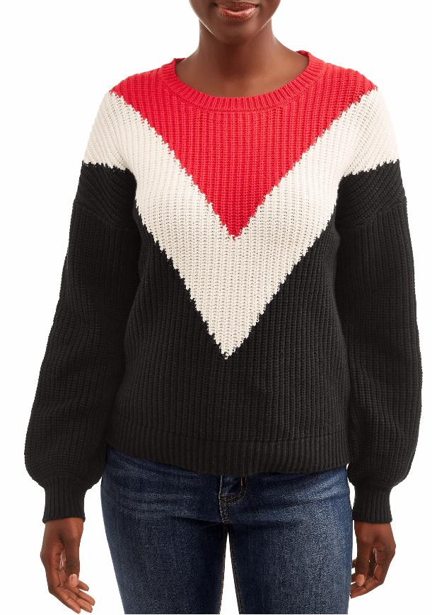 Shaker Stitch Sweaters