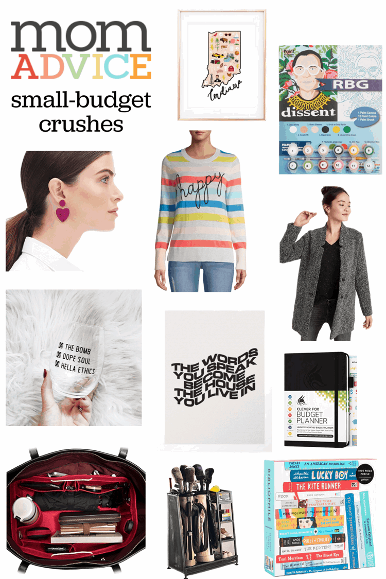 small budget crushes