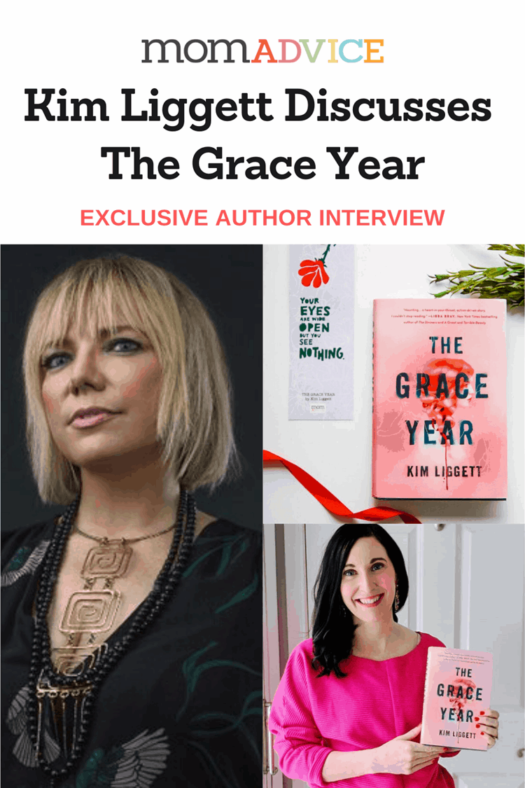The Grace Year Book Club Interview With Kim Liggett