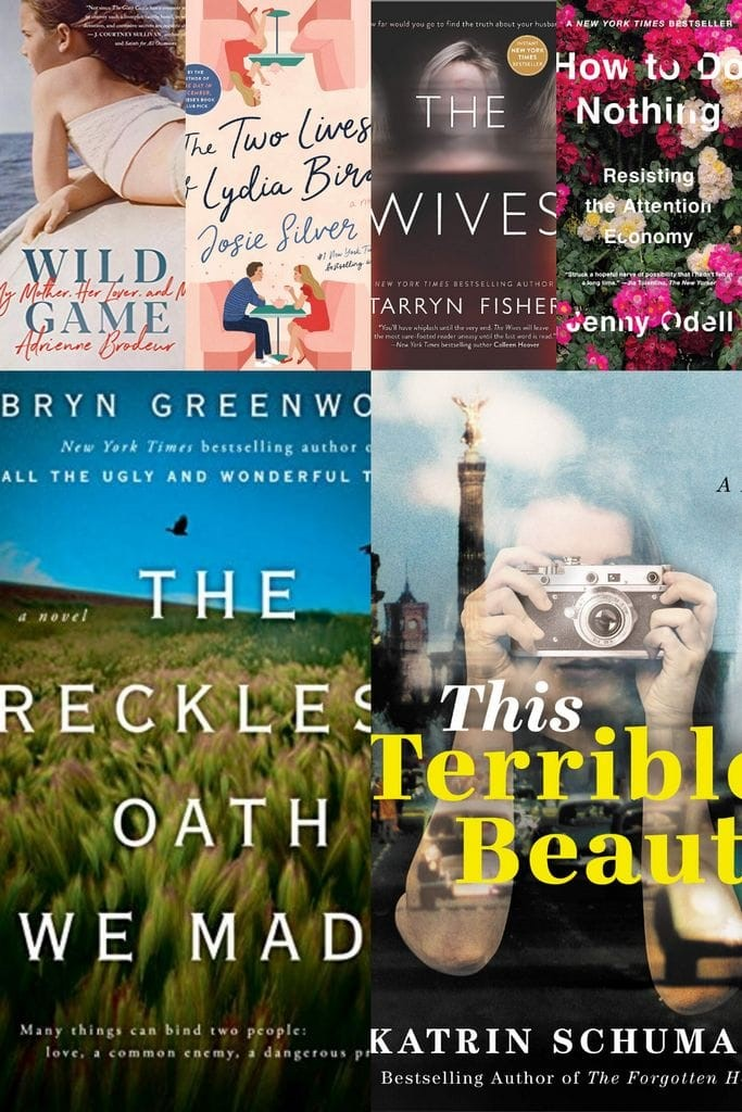 February 2020 Must-Reads Book Covers