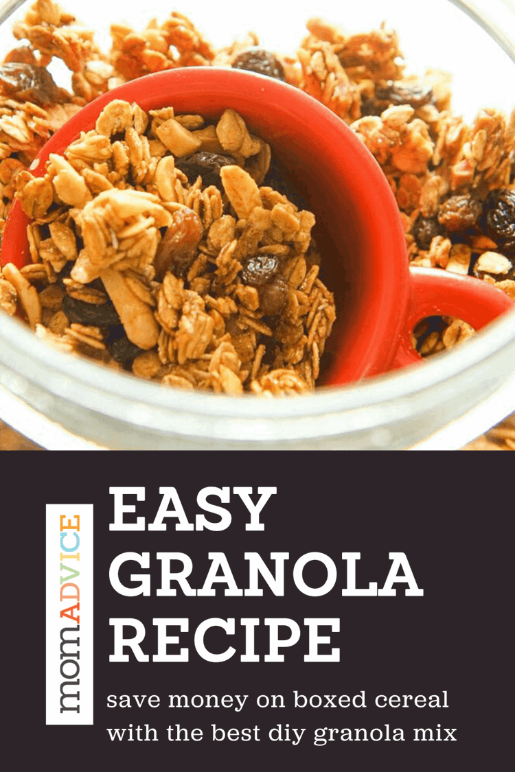 Best Easy Granola Recipe