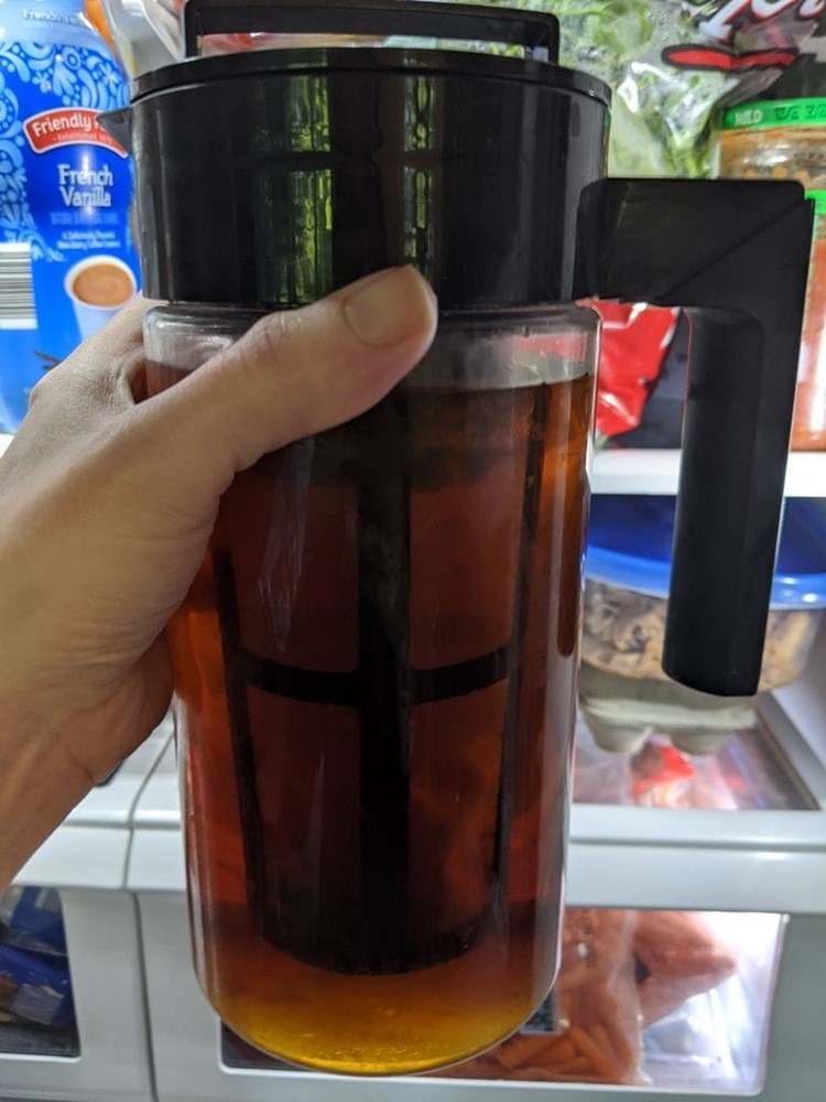 iced coffee pitcher